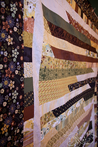 Jelly Roll Race Quilt - Origins by Basic Grey for Moda
