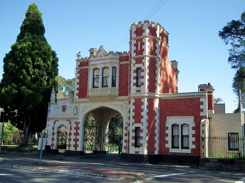 Tudor Gatehouse - Parramatta Park, Parramatta, NSW