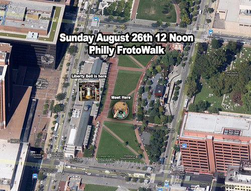 Philly FrotoWALK Sunday August 26th 12 Noon