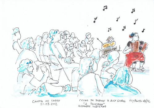 "2012-08-21 Cinema No Largo - Celina Da Piedade ""A Felicidade"" 02"