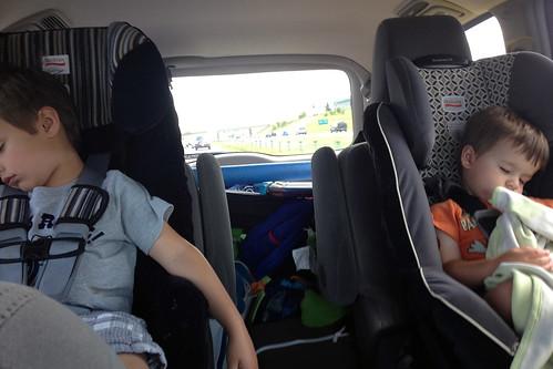 223 road trip
