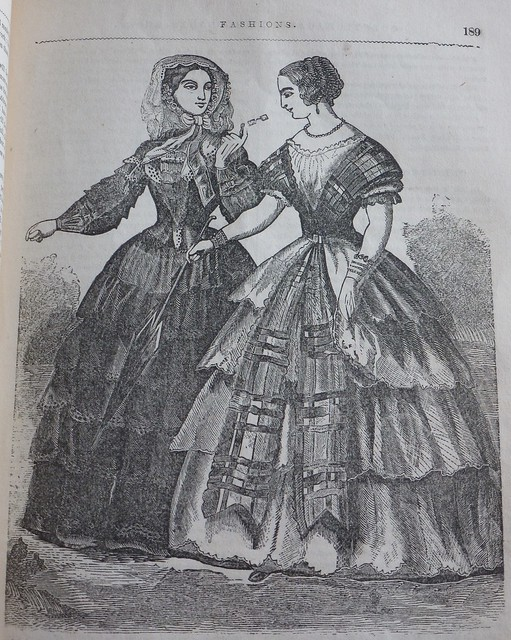 Godey's Lady's Book, February 1853 4