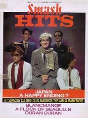 Smash Hits, November 25, 1982