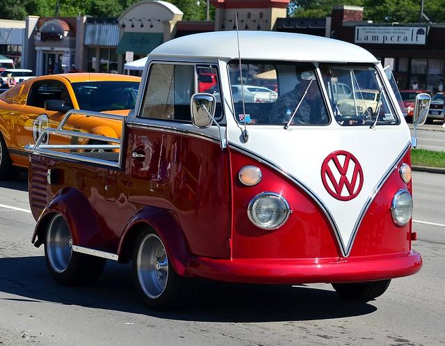 shortened vw bus   gallery  flickr