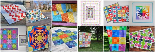 2012 - Quilts and quilting goodness