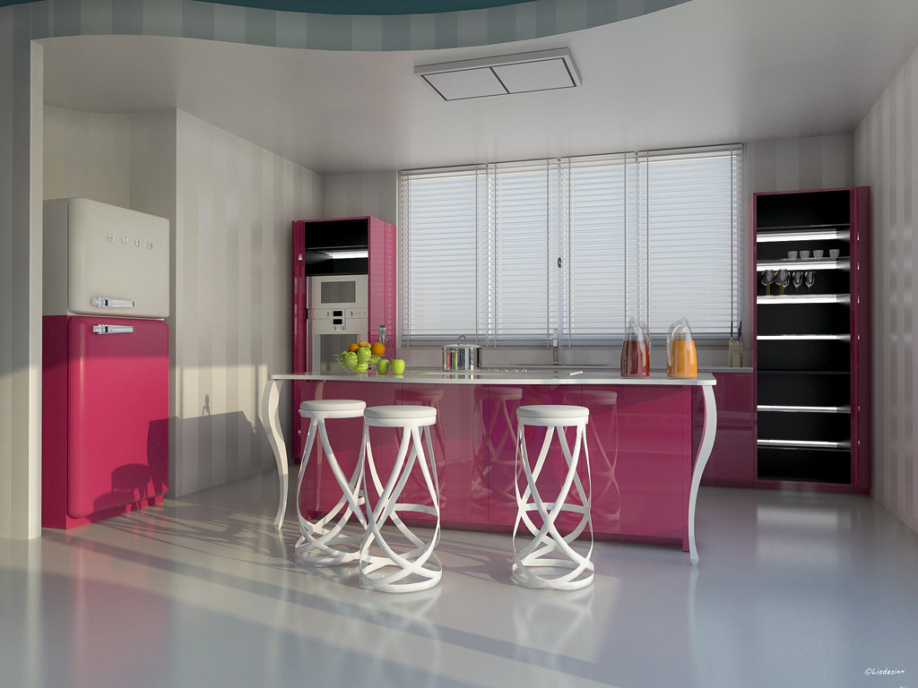 Forum cucina scic render rosa render for Arredamento forum