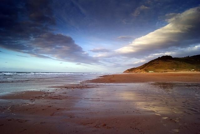 Playa de La Vega - Asturias -