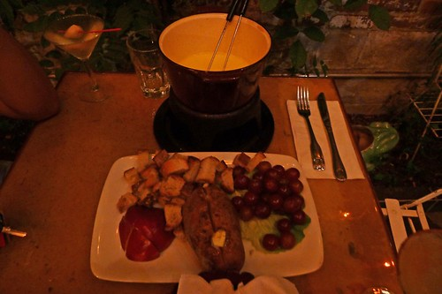 Fondue Nights on Tuesdays