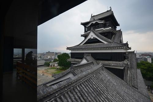 2012夏日大作戰 - 熊本 - 熊本城 (6)