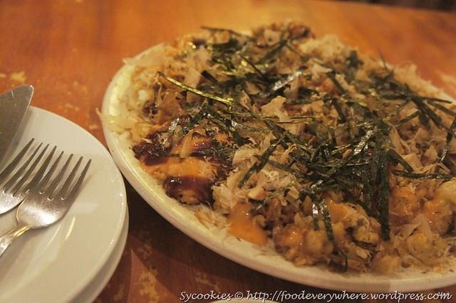 8.Chicken Okonomi Yaki (1)