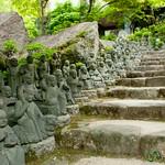 500 Rakan Statues, Daisho-In Temple - Miyajima, Japan