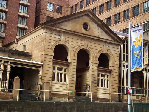 Justice and Police Museum (Former Water Police Courts) - Sydney, NSW
