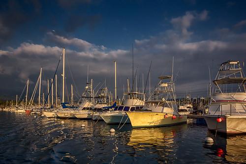 vacation boats hawaii bigisland kona honokohauharbour