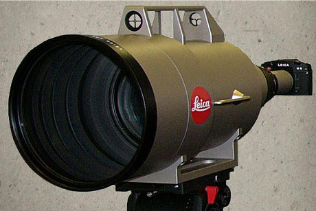 Leica APO-Telyt-R (Photo Borrowed)