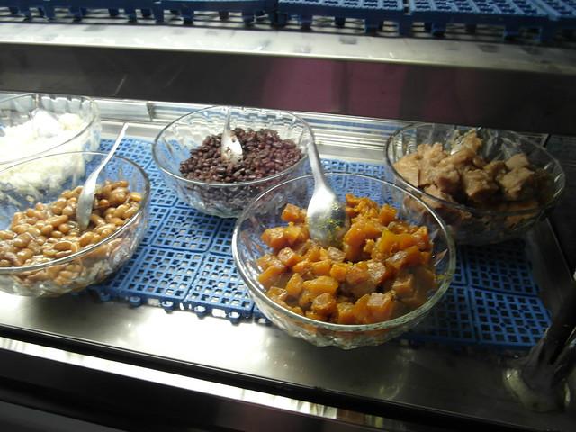 第一次在冰店看到蜜蕃薯! @小琉球