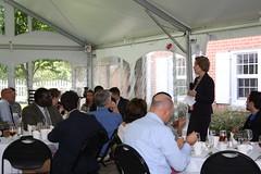 Susan Eisenhower's keynote address
