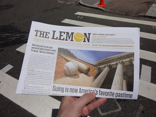 """The Lemon"""