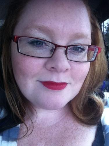 Lipstick focus