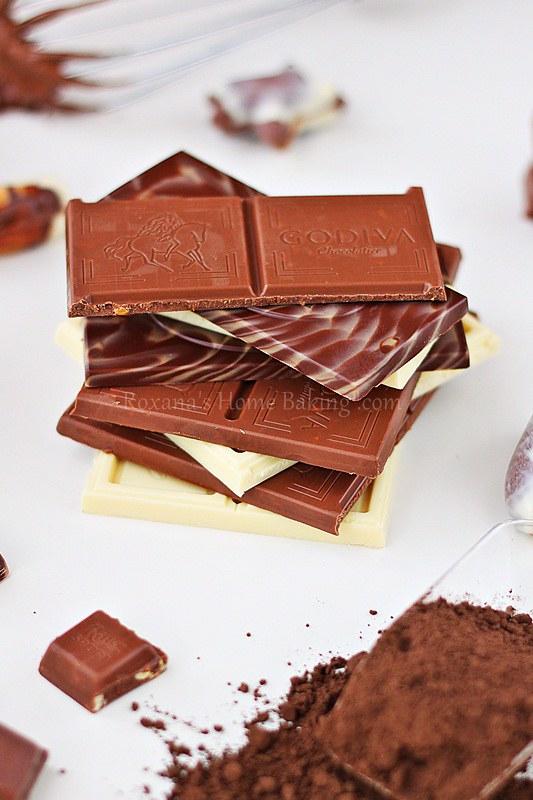 Flourless Apple Brownies A Treats Affair