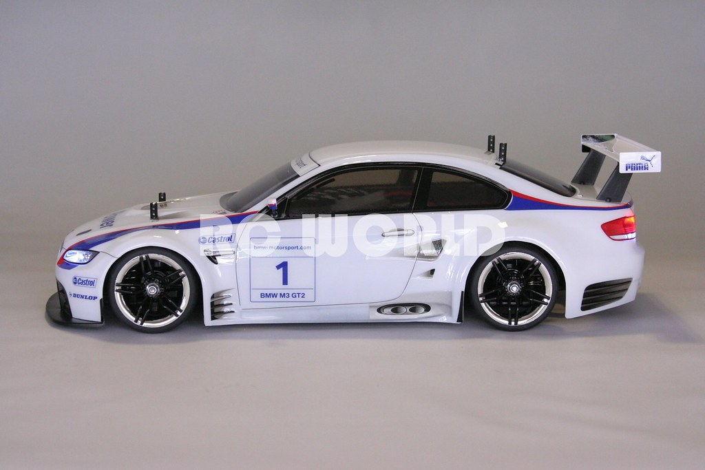 tamiya rc bmw m3 gt3 race car a photo on flickriver. Black Bedroom Furniture Sets. Home Design Ideas