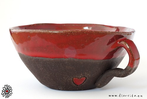 i { heart } coffee-widecups by Marian Florcita