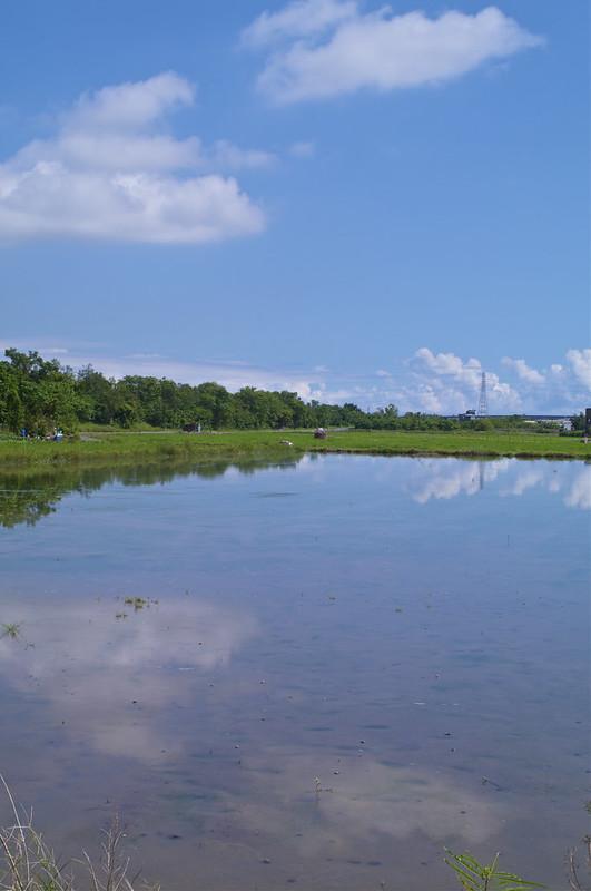 冬山河與羅東林場