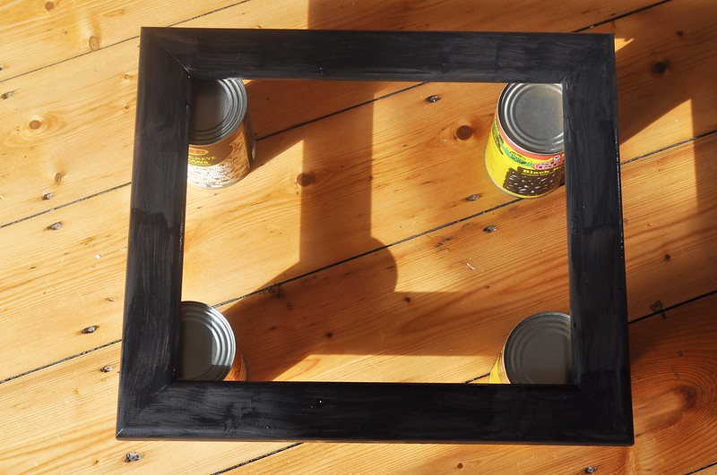 chalkboard photo frame 1