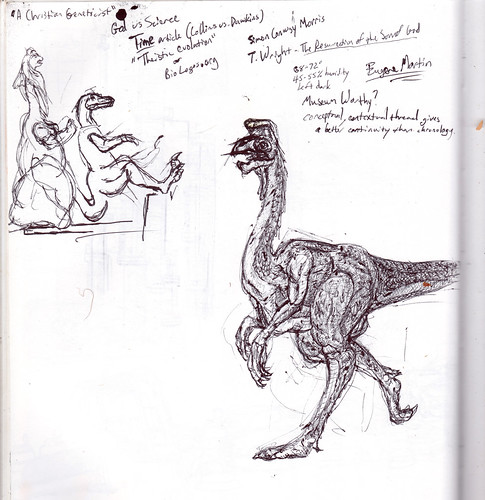 Blake's Sketchbook