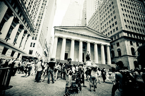 Financial District NYC