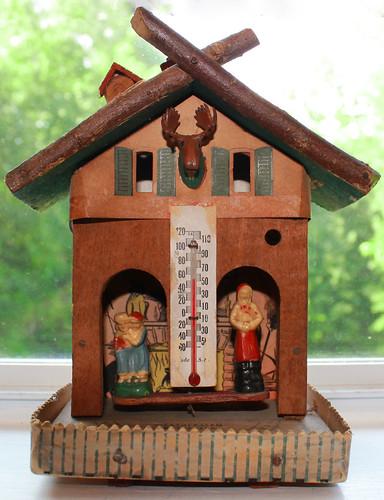 Weatherman Barometer