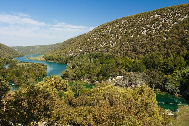 """Krka National Park - Panorama / Croatia """"12"""
