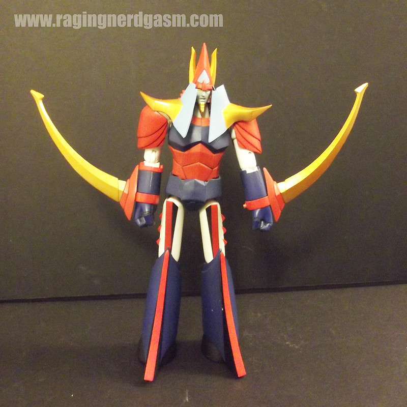 Shogun Warrior Raydeen 001