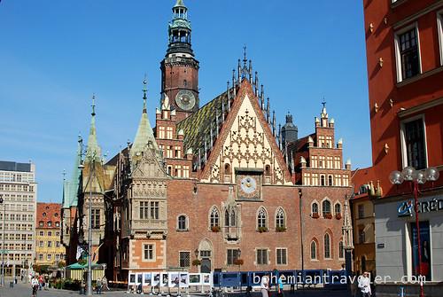 Wroclaw Poland Town Hall (3)