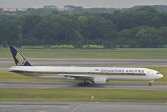 Singapore Airlines Boeing 777-300; 9V-SYI@SIN;02.08.2012/668cn
