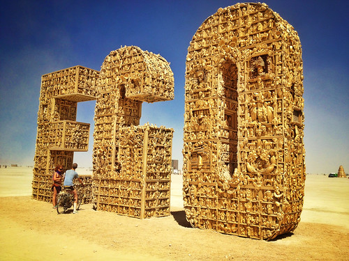 EGO Project at Burning Man 2012