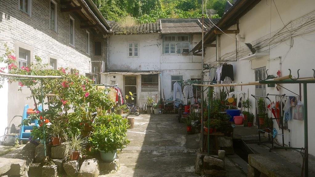 Tsang Tai Uk Inner Courtyard