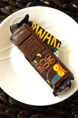 Awake Caffeinated Chocolate