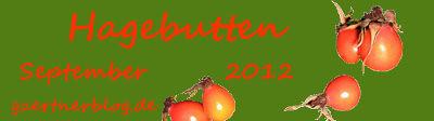 Garten-Koch-Event September 2012: Hagebutten [30.09.2012]