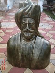 Babür Şah Büst