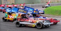 dirt track racing(0.0), rallycross(0.0), touring car(0.0), auto racing(1.0), automobile(1.0), racing(1.0), sport venue(1.0), vehicle(1.0), stock car racing(1.0), sports(1.0), race(1.0), motorsport(1.0), sprint car racing(1.0), race track(1.0),