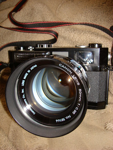 Canon50mmF0.95