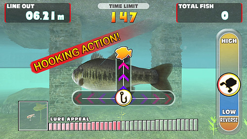 Let's Fish! Hooked On for PS Vita