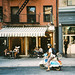 New York City Street Scene (Lomo)