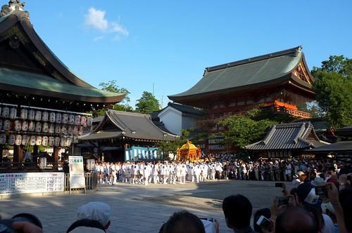 2012夏日大作戰 - 京都 - 八坂神社 (4)