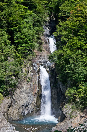 赤水の滝 2012.9.11-1