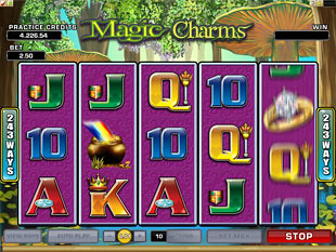 Magic Charms slot game online review