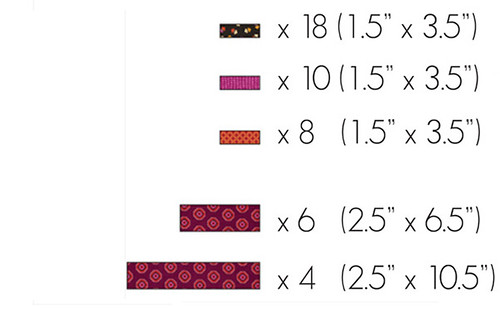 "Cross Your ""T's"" Table Runner Tutorial"