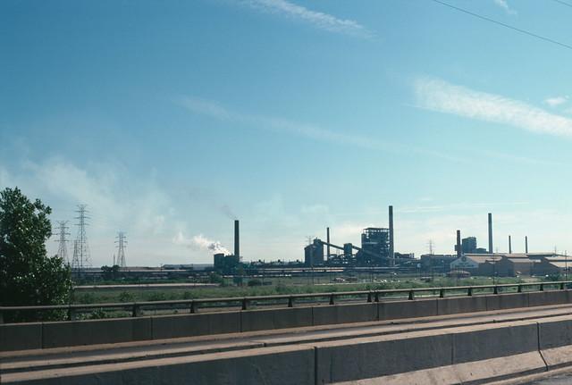Steel Mills Gary Indiana Flickr Photo Sharing