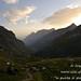 Assaggiamo l'albeggiare... (Valle di Rhêmes, Parco Nazionale del Gran Paradiso, Valle d'Aosta - Vallée d'Aoste) by Sisto Nikon - CLICKALPS PHOTOGRAPHER