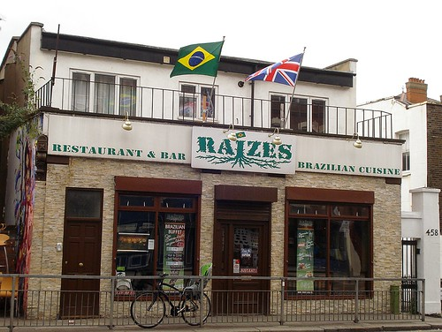 Raizes, Bethnal Green, London E2